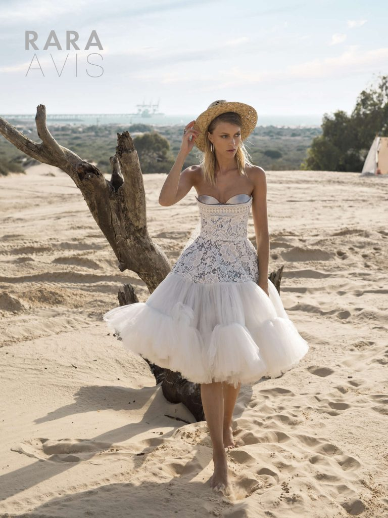 Wedding dress Steis - wild soul collection