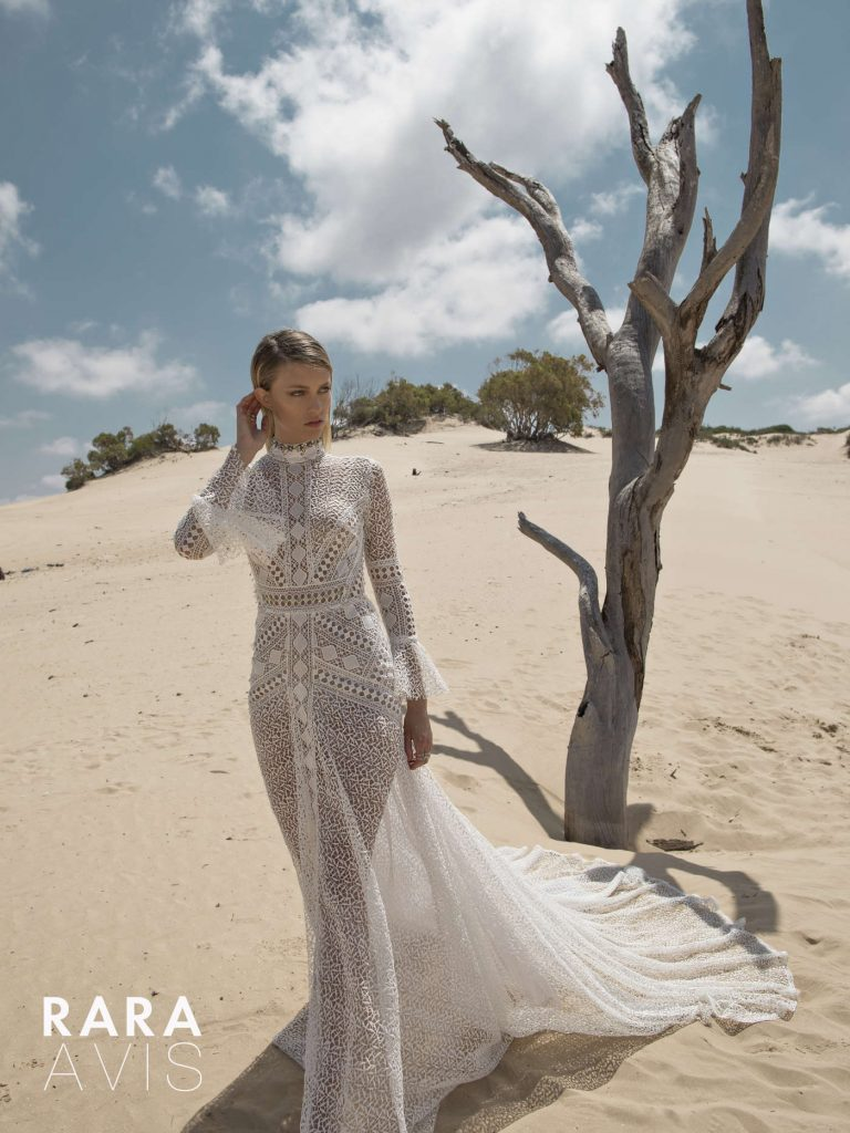 Wedding dress Andi - wild soul collection