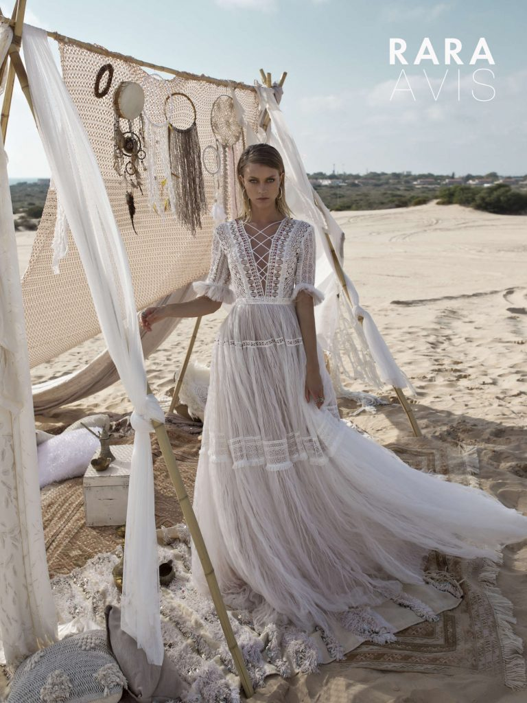 Wedding dress Marit - wild soul collection