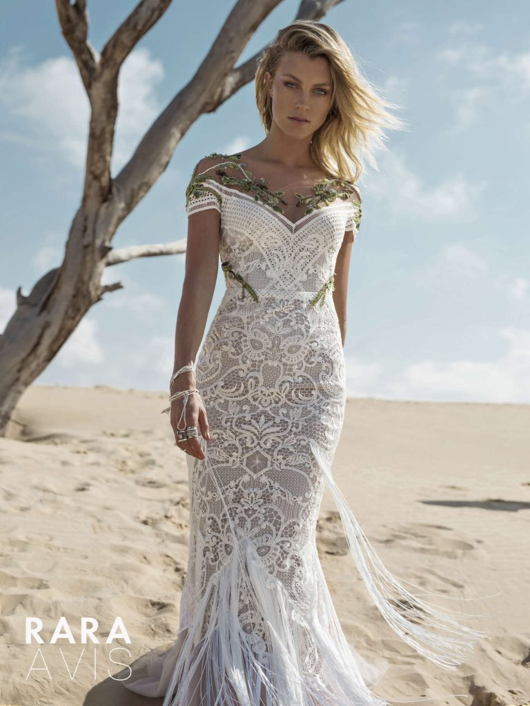 Wedding dress Tirion - wild soul collection