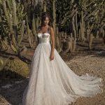 Dell'Amore Bridal Bohemian wedding dress Aviv
