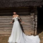 Lira wedding gown from Sun Rays Collection