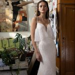 Elegant and Glamorous wedding dress Chiozi available for online order